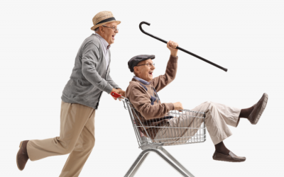 Aging With A Positive Attitude – Way To Go!